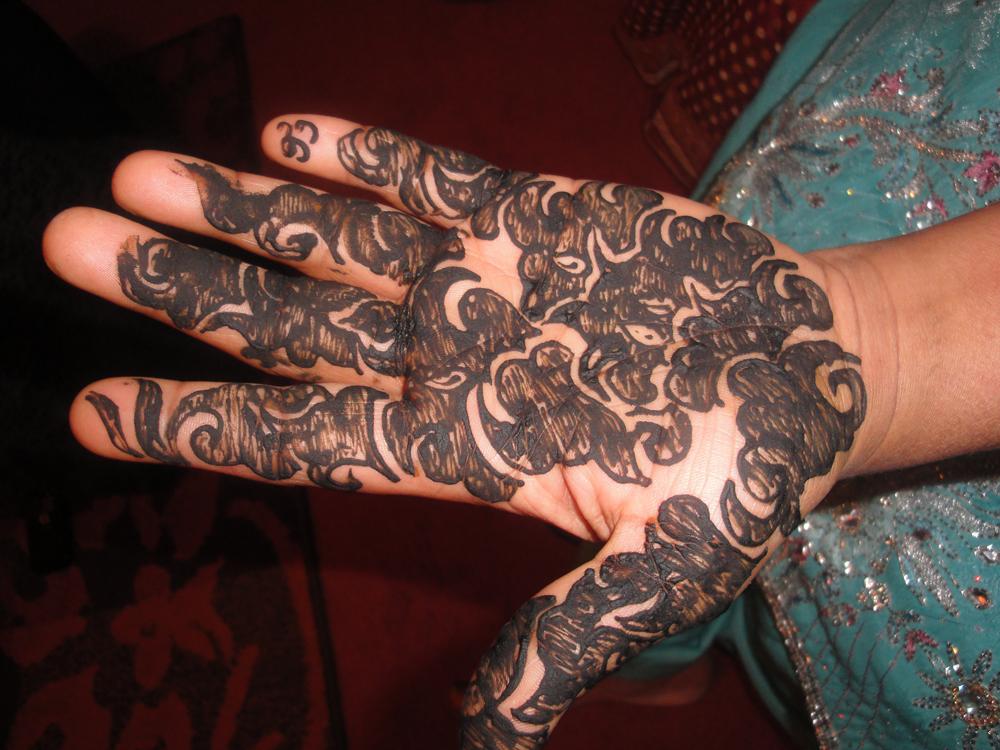 Bridal Mehndi Services