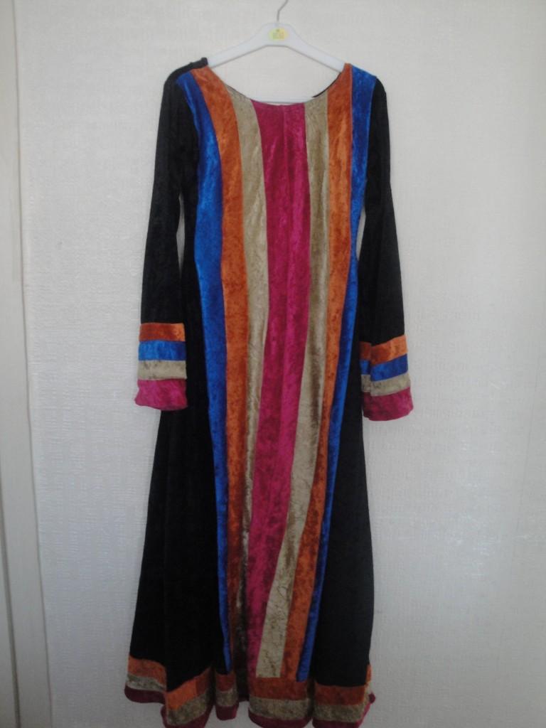 Long Dress Tailor Made