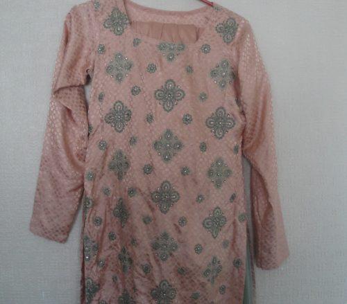 Custom made Indian dress tailoring service. Tailor made Salwar Kameez