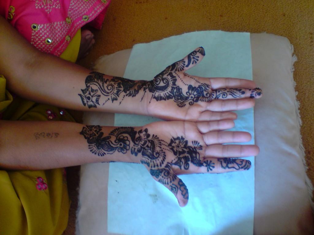 Henna Artist Hinckley