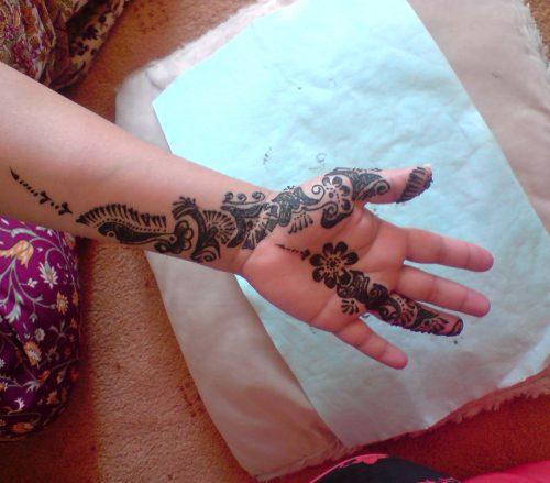 Henna Artist Leicester