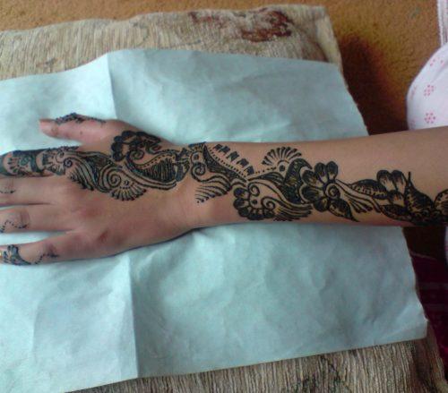Henna Service