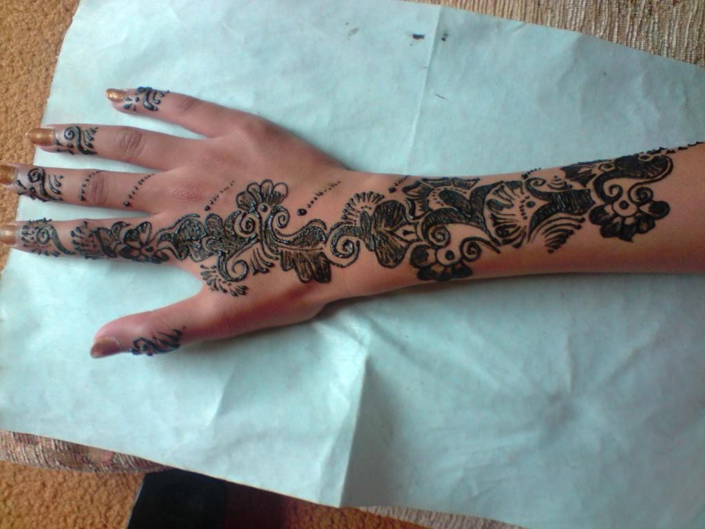 Henna & Mehndi Artist Leicester