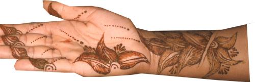 Good Henna Artist