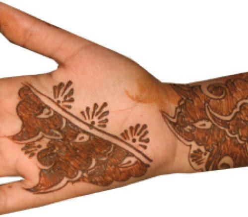 Traditional Henna Artist