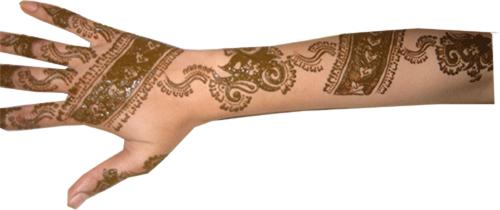 Mehndi for Diwali
