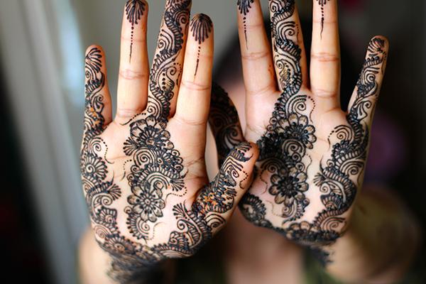 Bridal Mhendi