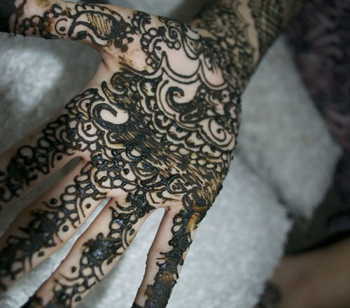 Bridal Henna Leicester