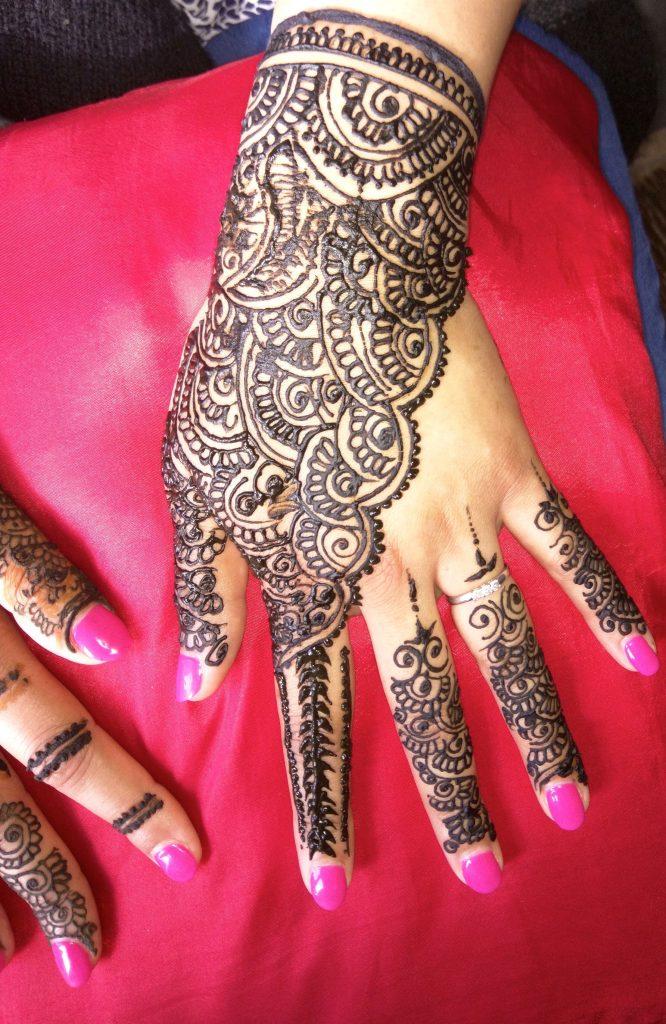 Henna Designs Leicester