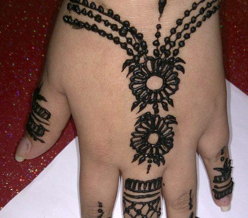 Foxglove henna
