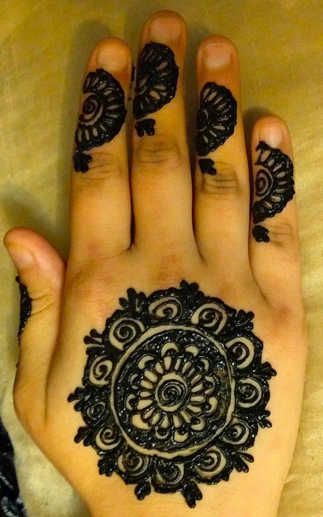 Ramallah Henna Design