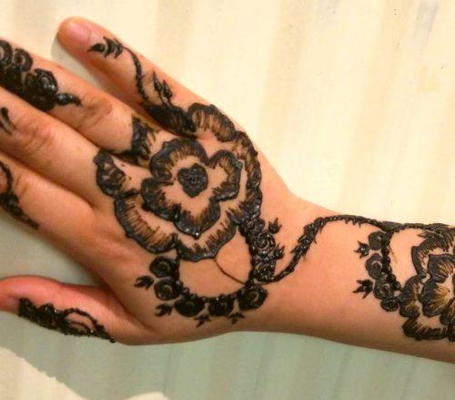 Irum Flower Henna Leicester