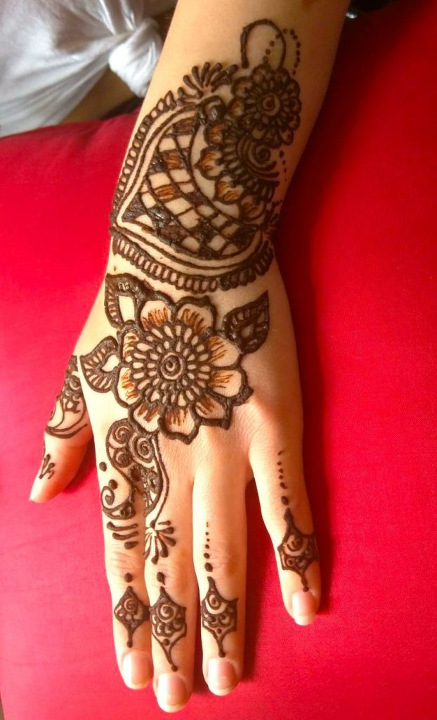 Affordable Henna Artist