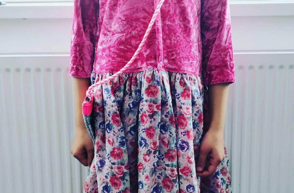 Rosey Kids Tailor Made Dress